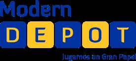 Logo Modern Depot