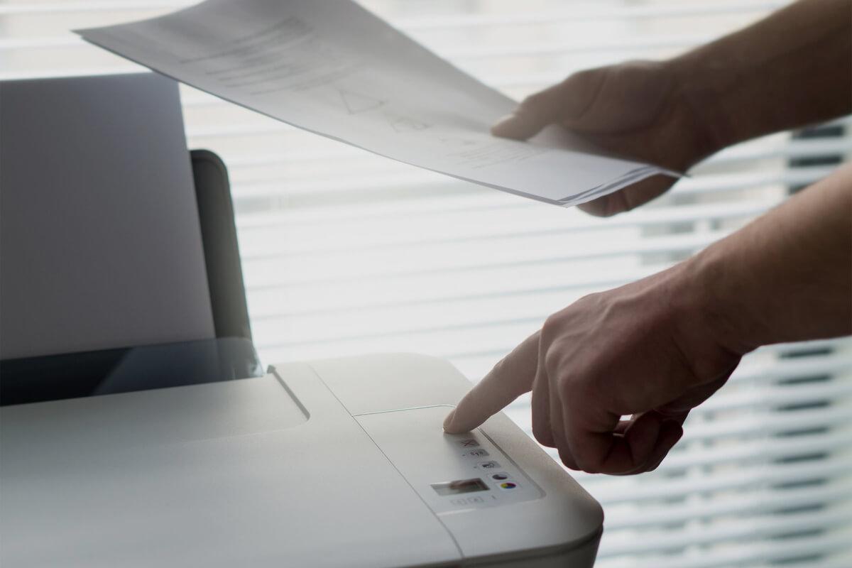 Productos y servicios de imprenta