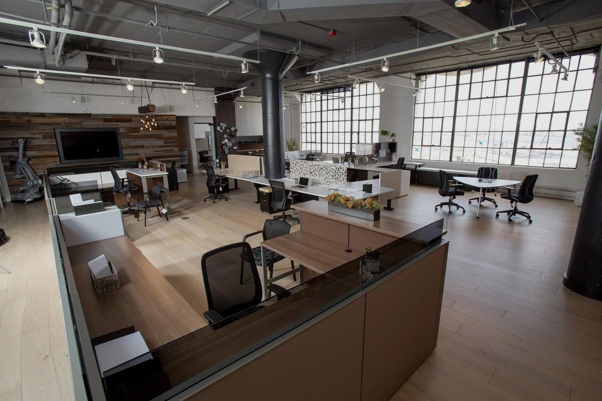 Mobiliario de oficina: productos y servicios