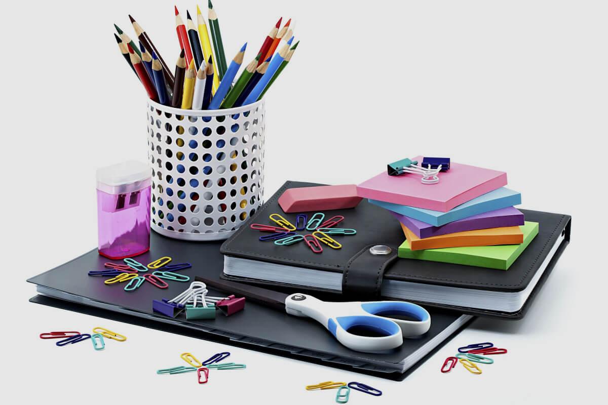 Productos y servicios de papelería